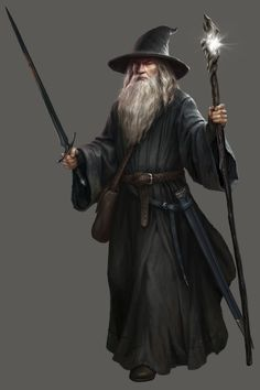 Gandalf - The Hobbit: Kingdoms of Middle-earth © Kabam Dnd Characters, Fantasy Characters, Beau Film, Wizard Tattoo, Fantasy Wizard, Dark Wizard, O Hobbit, Desolation Of Smaug, Gandalf