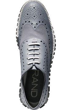 749e51a3 Cole Haan 'ZeroGrand' Wingtip Oxford Модная Мужская Обувь, Модные Кольца,  Угги,