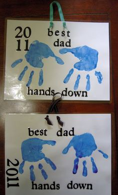 La-La's Home Daycare - Father's Day crafts for kids! Trae would love this! Definitely making this for him for Father's Day!