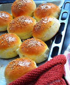 Lemon And Ginger לימון וג'ינג'ר: בלוג אוכל ישראלי: לחמניות קלות להכנה