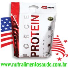 Force Protein 1,8Kg (Sabor Chocolate)