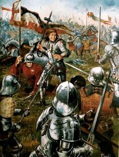 37 Ideas Tudor History Plantagenet Richard Iii For 2020 Medieval World, Medieval Knight, Medieval Armor, Medieval Fantasy, Armadura Medieval, Tudor History, European History, Crusader Knight, Late Middle Ages