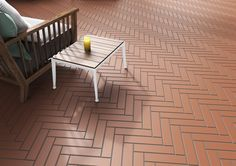 Traditional Red Brick Quarry Tile