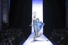 Jean Paul Gaultier Couture Spring Summer 2015 Paris