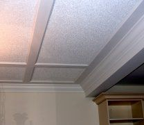 Coffered Ceilings | Installation | Elite Mouldings Toronto