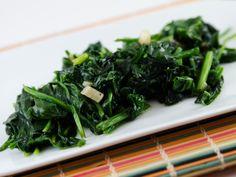 Garlic and Nutmeg Spinach Recipe on Yummly. @yummly #recipe