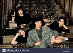 ASHLEY GREENFIELD SHEILA KELLEY & PATRICK DEMPSEY SOME GIRLS; SISTERS (1988) - Stock