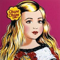 Antonio de Felipe- Chupa Chups