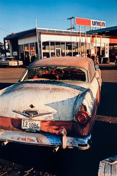 William Eggleston 'Chromes' 1970-73