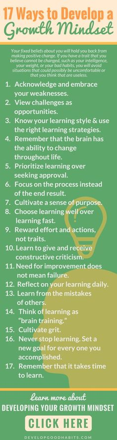 Ways to Develop a Growth Mindset | Growth Mindset vs Fixed Mindset. Which is best for intelligence and learning?
