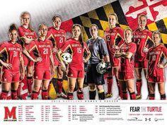 Maryland Womens Soccer