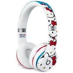 Beats Solo 2 Hello Kitty Special Edition