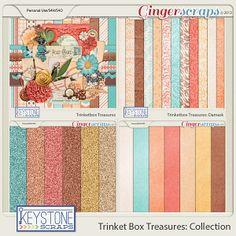 Trinketbox Treasures: Collection