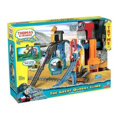 Fisher-Price Thomas & Friends Take N Play - The Great Quarry Climb (Age: 3 years and up)