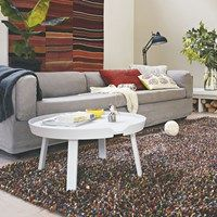 Brink and Campman Rocks Mix Shaggy Wool Rugs 70415 Multi buy online from the rug seller uk Next Rugs, Colorful Rugs, Multicoloured Rugs, Custom Rugs, Stripes Design, Outdoor Furniture Sets, Pure Products, Shaggy Rugs, Rocks
