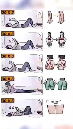 Full Body Gym Workout, Slim Waist Workout, Gym Workout Tips, Fitness Workout For Women, Sport Fitness, Easy Workouts, Workout Challenge, Workout Videos, Fitness Tips