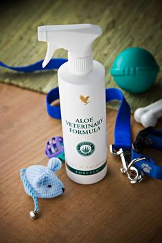 ALOE VETERINARY FORMULA At a glance... • High concentration of aloe vera • Multi-purpose product • Can be helpful in dealing with ringworm, equine mud fever and contaminated wounds • Moisturising action • Easy nozzle spray application