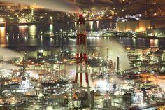 水島コンビナート (Mizushima Complex)