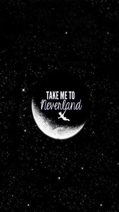 Sometimes i really wish someone could take to the neverland because this is the place where no one livez happily ever after