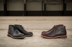 Red Wing Heritage – Foreman Chukka