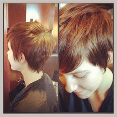 Check out five of our favorite Instagram pics of teens with a great haircut for spring and summer--the pixie!