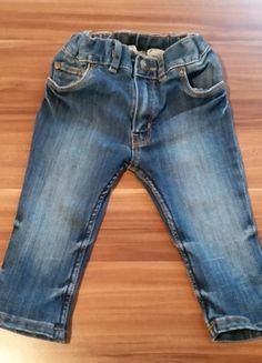 Kaufe meinen Artikel bei #Mamikreisel http://www.mamikreisel.de/kleidung-fur-jungs/jeans/24991793-slim-jeans-1a-zustand-von-hm-bund-verstellbar-in-grosse-74