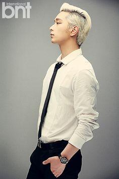 2PM Chan Sung - bnt International October 2014