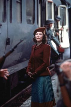 The best dressed film adaptations Charlotte Gray (2001)