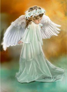 Phoebe angel by Larainjp.deviantart.com on @deviantART
