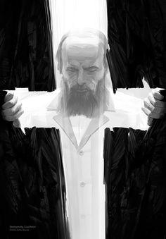 Black and white, Zarva Dmitry Russian Literature, Classic Literature, Pictures To Draw, Some Pictures, Dark Fantasy, Fantasy Art, Caspar David Friedrich, Art Folder, Writers And Poets