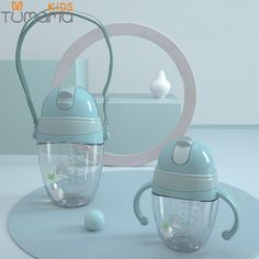 Tumama Baby Feeding Bottles Cups 2 Use Kids Water Milk Bottle Soft Mouth Duckbill Sippy Infant Drink Training Feeding Bottle - Baby Care Baby Bottle Set, Best Baby Bottles, Glass Baby Bottles, Baby Feeding Chart, Baby Feeding Schedule, Bottle Packaging, Bottle Feeding, Natural Baby, Baby Care