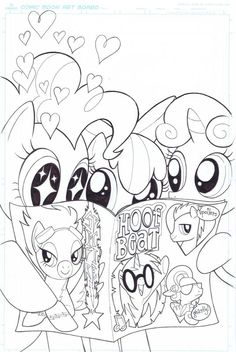 My Little Pony: Friendship is Magic #1 Lone Star Comics Variant Cover by Amy Mebberson