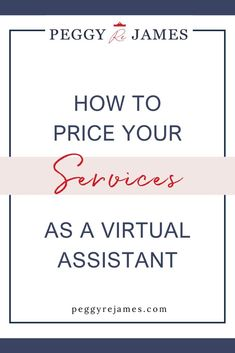 Figuring out how to set your rates for your virtual assistant services can be confusing, especially for new virtual assistants. In this post, you'll learn the pros and cons of hourly pricing and package pricing and how to properly price your services as you grow your online business. Make More Money, Extra Money, How To Get Clients, Virtual Assistant Services, Successful Online Businesses, Starting Your Own Business, Business Tips, Online Marketing, How To Become