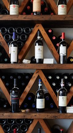 Refer here for the booze basics in constructing the perfect bar cartYou can find Wine bars and more on our website.Refer here for the booze basics in construc. Wine Shelves, Wine Storage, Bar Shelves, Shelf, Tasting Room, Wine Tasting, Billard Bar, Home Wine Cellars, Wine Cellar Design
