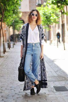 La Tendencia De Denim Que Todas Las Fashionistas Querrán Probar Este Otoño | Cut & Paste – Blog de Moda