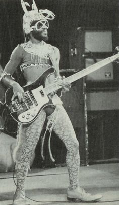 """cordell mosson - Cordell """"Boogie"""" Mosson was an American bassist who was a member of Parliament-Funkadelic"""