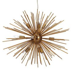 Helios Chandelier | fa15 living4 | Living Room | Inspiration | Z Gallerie