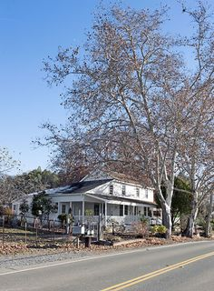 California -- El Dorado County -- Gold Hill -- Veerkamp House (built 1854)