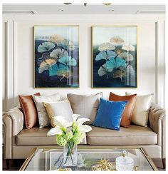 """""""Creative Chinese style Hollowing out Ginkgo leaf modern decorative Picture Canvas Wall Art Poster for room hotel office decor"""" Office Wall Decor, Wall Art Decor, Room Decor, Canvas Home, Canvas Wall Art, Large Wall Art, Wood Wall Art, Types Of Art Styles, Nordic Art"""