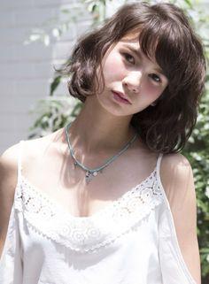 スウィートボブ 【L.O.G by U-REALM】 http://beautynavi.woman.excite.co.jp/salon/27994?pint ≪ #bobhair #bobstyle #bobhairstyle #hairstyle・ボブ・ヘアスタイル・髪型・髪形 ≫