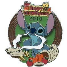 Thanksgiving 2010 - Stitch