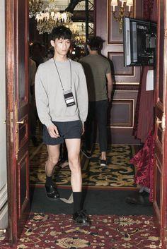 Wooyoungmi Men's SS16 by Dan Spigelman_Crash Magazine