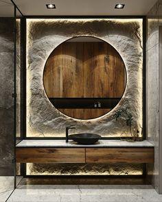 Home Room Design, Dream Home Design, Modern House Design, Home Interior Design, Interior Ideas, Interior Decorating, Washroom Design, Toilet Design, Bathroom Design Luxury