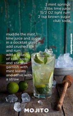 Cheers!  #mojito