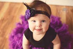 LOVE this photo of this little cutie in the Taylor Joelle Grape Sorbet Pettiskirt! Photo by LaBuervenich Photography. http://www.taylorjoelleblog.com/2012/05/wordless-wednesday-516-with-linky.html