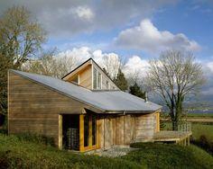 Carton LeVert / MacGabhann Architects (Co. Donegal, Irlanda) #architecture