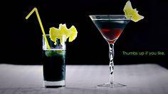 Delicious Dark Knight Rises Evening Cocktail Recipes