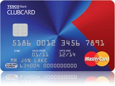 tesco credit card minimum payment due