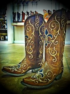 Old Gringo Evelyn Cowgirl Boots at RiverTrailMercantile.com