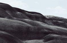 Ouur lookbook SS15 New Mexico Georgia O' Keefe landscape | Design Hunter
